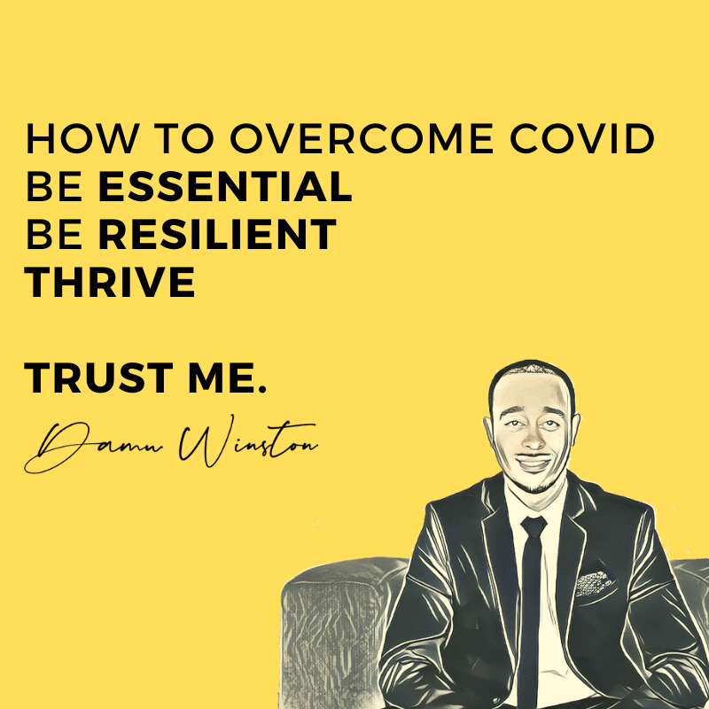 How to overcome Covid-19
