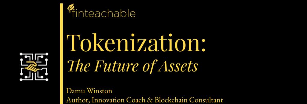 Damu Winston - Finteachable - Blockchain